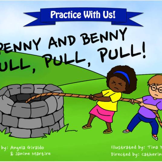 Cover of Penny and Benny