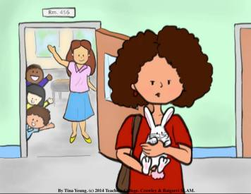 Picture of Bunny Goes to School