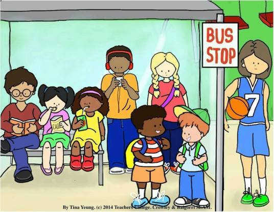 Picture of Bus Stop