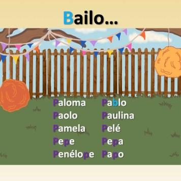 A Bailar Page 11