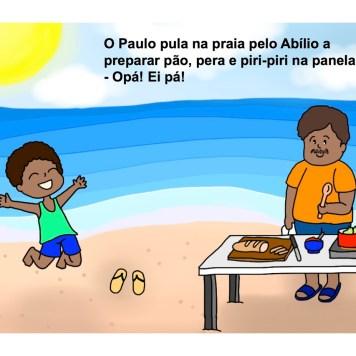 Paulo Na Praia Page 12
