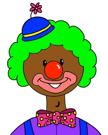 Cleft Palate Clown page 2
