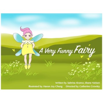 A Very Funny Fairy Cover