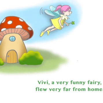A Very Funny Fairy Page 1