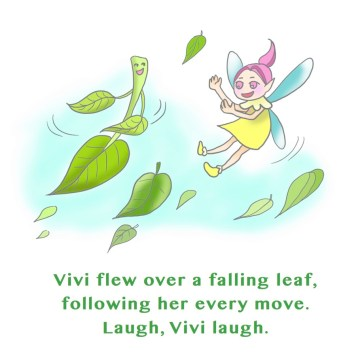 A Very Funny Fairy Page 6