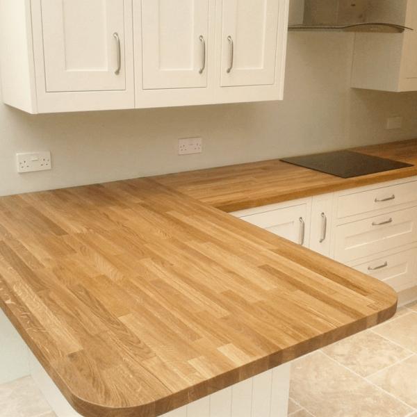 18mm Solid Oak Furniture Board Leader Stores