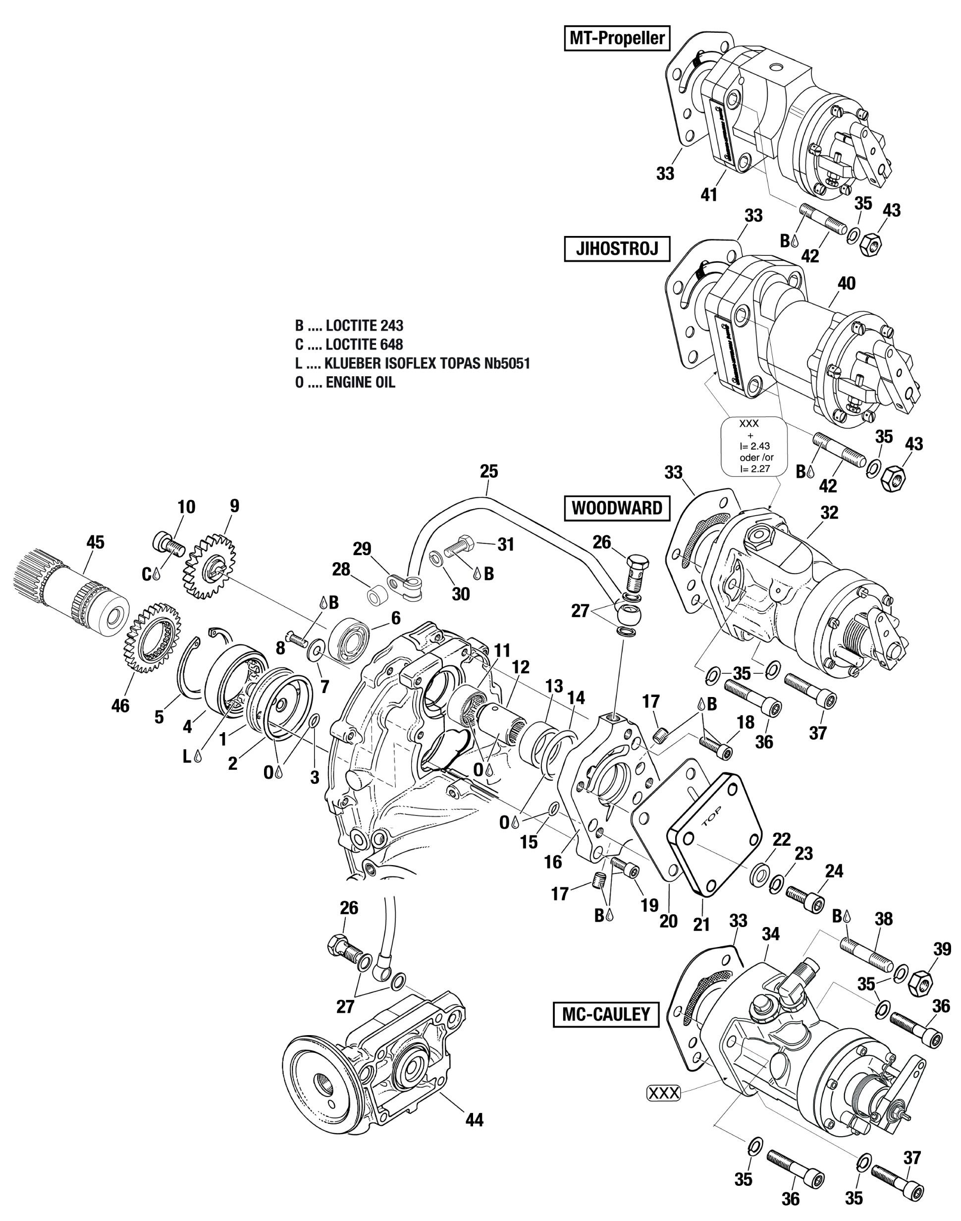 912 Amp 914 Hydraulic Governor Arrangement For Constant