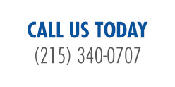 Call us today 215 340-0707