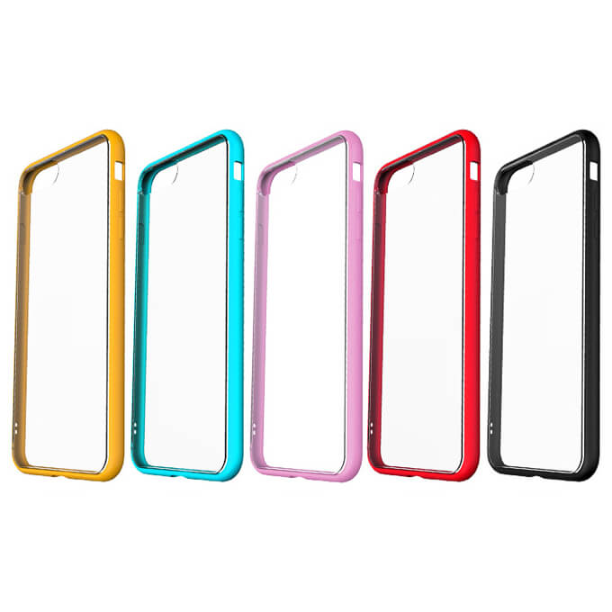 2020 2 in 1 Hard Phone Case Matte Frame Shell Mobile Phone Case for iPhone 8 plus