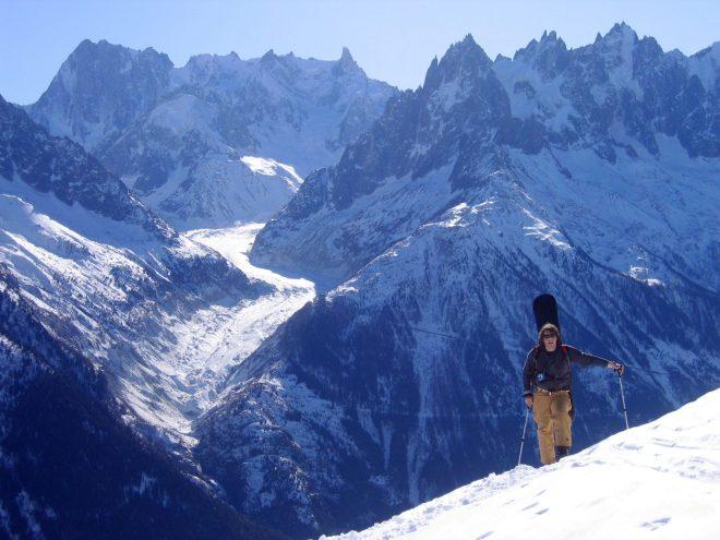 Climbing Courage