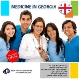 Medicine in geogia