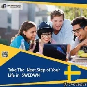 your career in Sweden