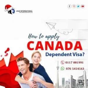 Dependent Visa for Canada