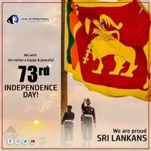 Independents Day Sri Lanka