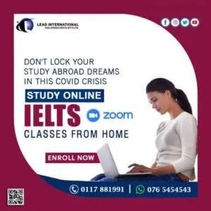 IELTS Online Preparation Course