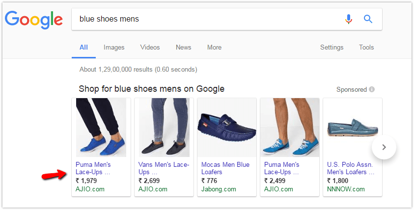Google Shopping Ads - what is google adwords