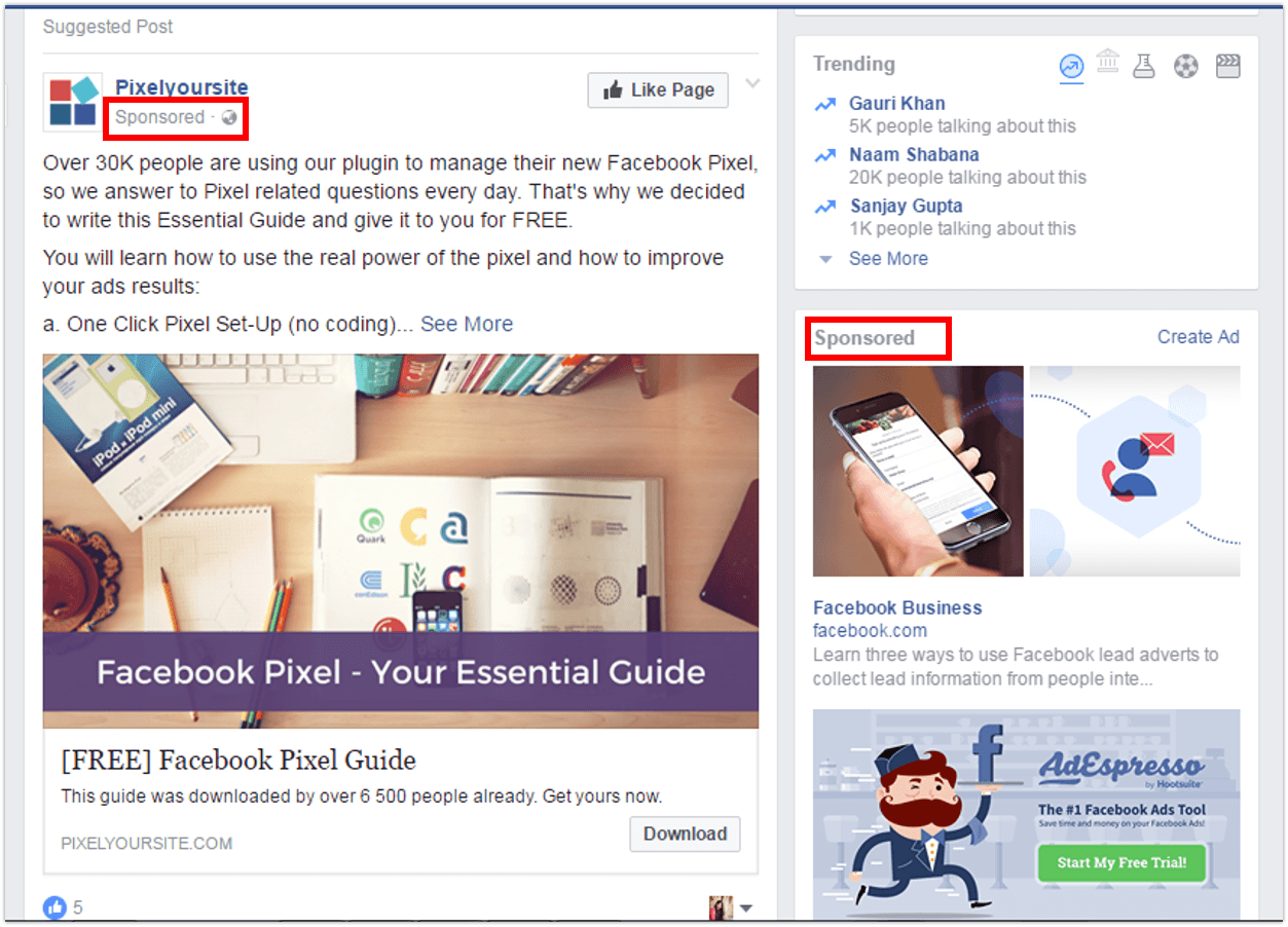 Email List With Facebook Ads