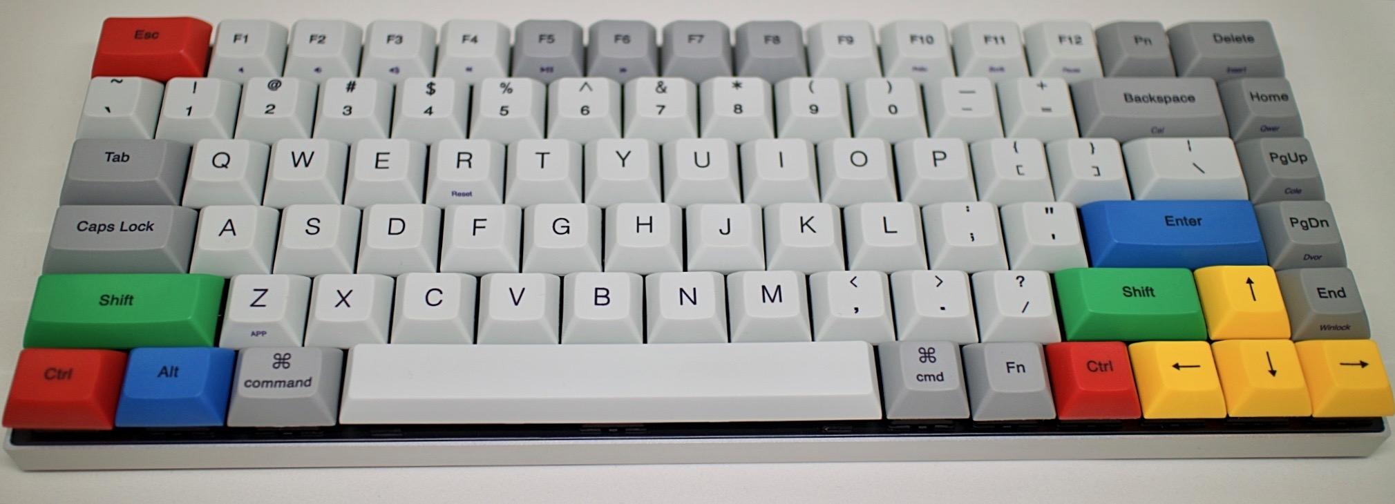 Vortex Race 3 Mechanical Keyboard Review - Leaf&Core