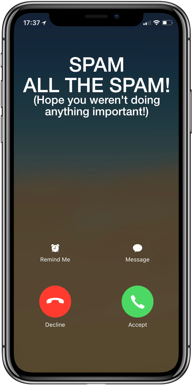 iOS 13 Better Have a New Call Screen - Leaf&Core
