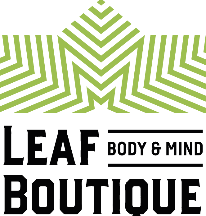CBD oil | Leaf Boutique: body & mind