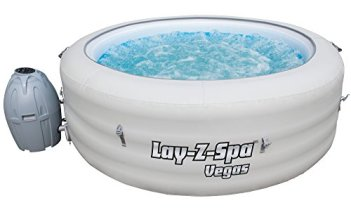 Lay-Z-Spa Vegas only available in UK