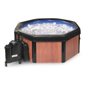 Best Hot Tubs: Comfort Line Products Spa-N-A-Box