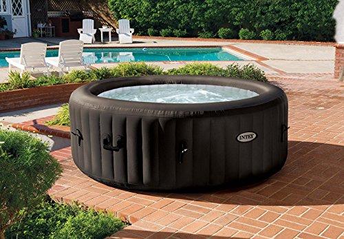 Hot Tubs: Intex PureSpa Jet Massage Spa Set