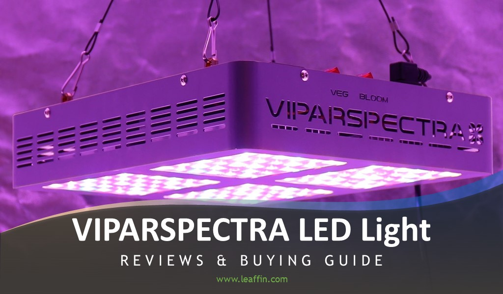 ViparSpectra LED Review
