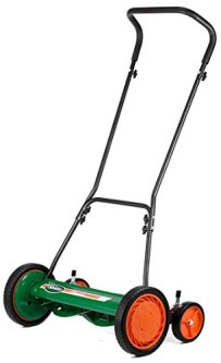 Scotts 2000 Classic manual reel mower