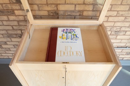Lea Fields Crematorium - Book of Remembrance