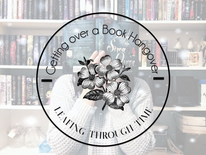 Getting over a Book Hangover