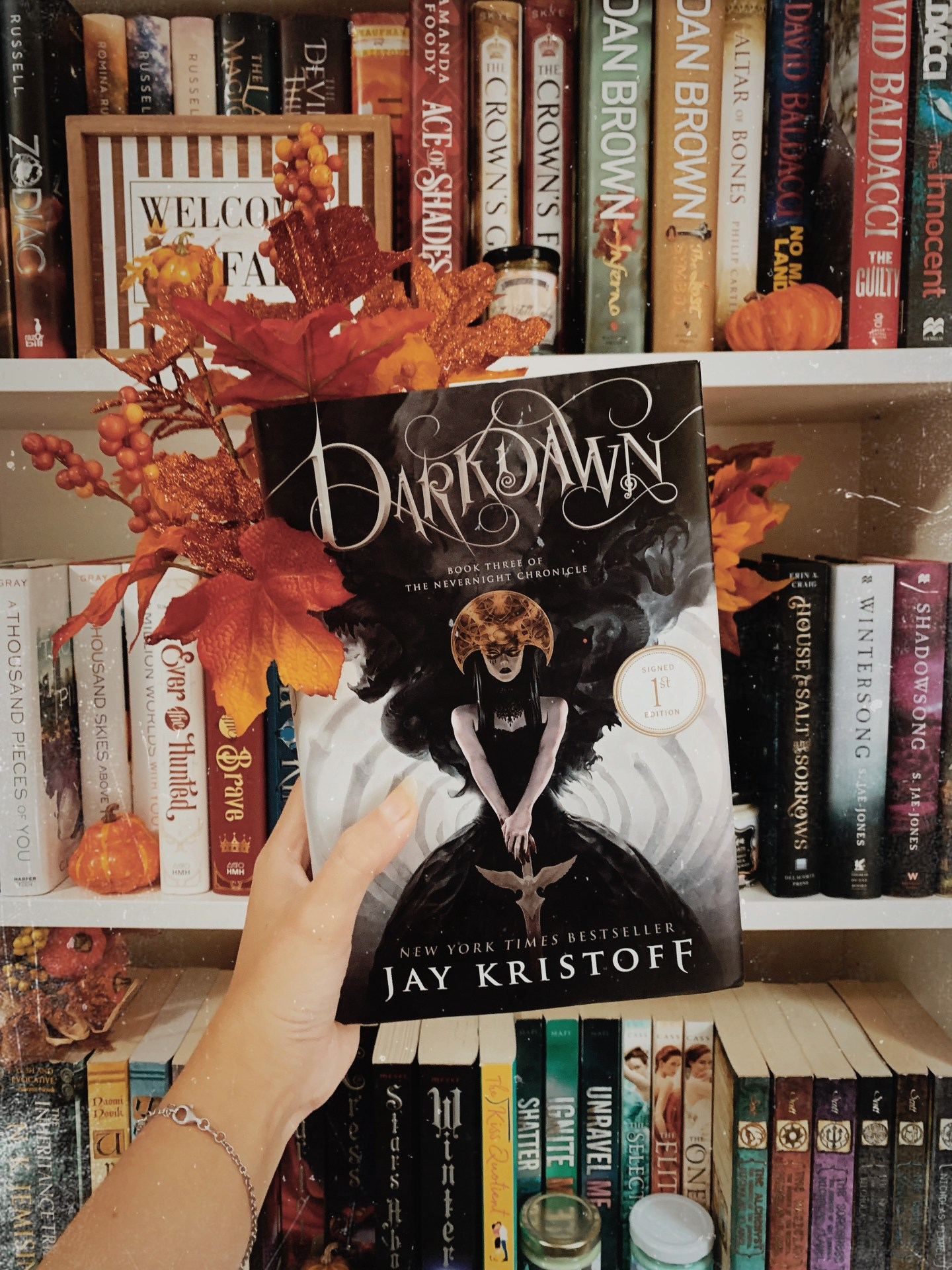 A Non-Spoiler-Free Collection of my Thoughts on Darkdawn
