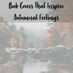 Book covers that inspire autumnal feelings - blog cover