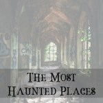 the most haunted places cover image