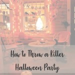 Halloween party cover image