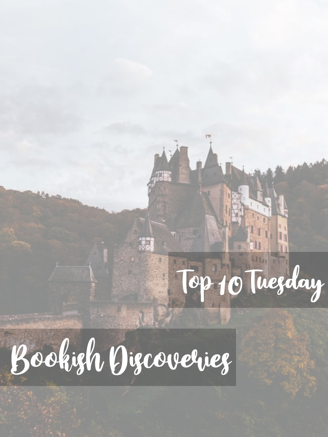Bookish discoveries I made in 2019