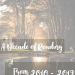 A decade of reading cover image