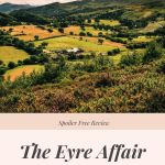 The Eyre Affair review cover image