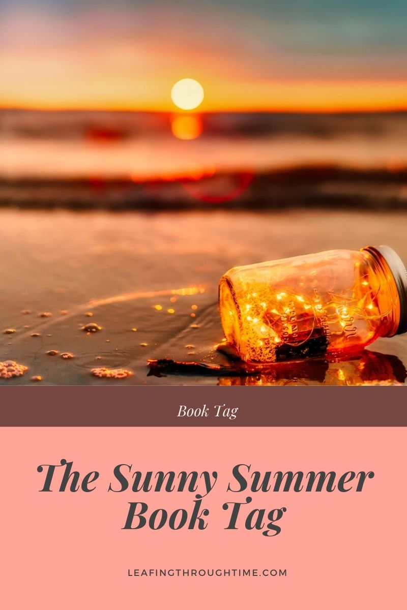 The Sunny Summer Book Tag