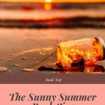 the sunny summer book tag cover image