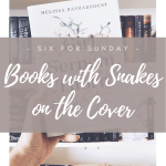 books with snakes on the cover cover image