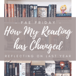 How my reading has changed cover image