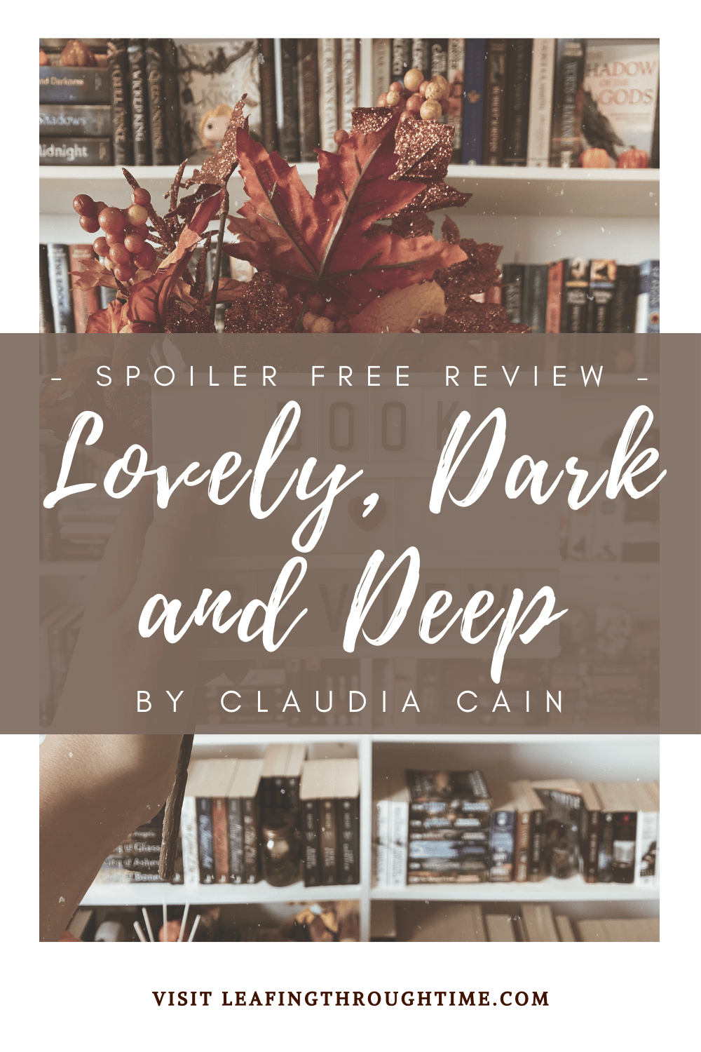 Lovely, Dark and Deep – Spoiler Free Review