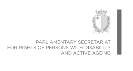 Parliamentary Secretary for Rights of Persons with Disability and Active Ageing