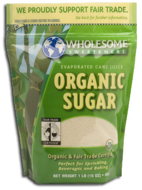 Wholesome Sweeteners-Organic Sugar
