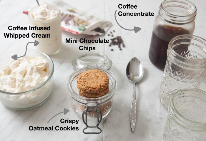 Mocha Chocolate Icebox Cake Recipe