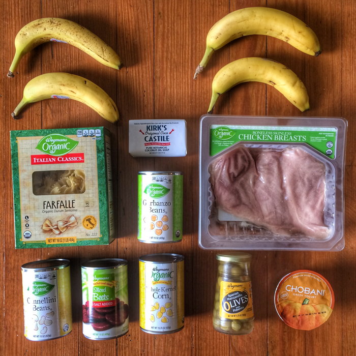 Wegmans Zero Waste Food Haul
