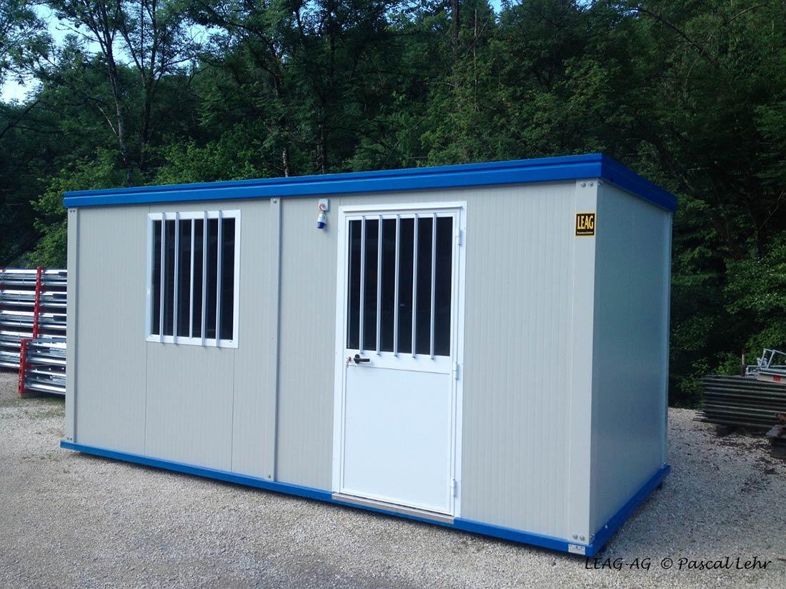 container de chantier et de bureau edil euganea