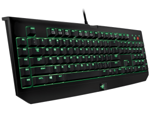 The Razer Blackwido Ultimate Stealth