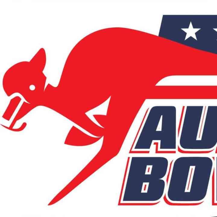 college football australia logo